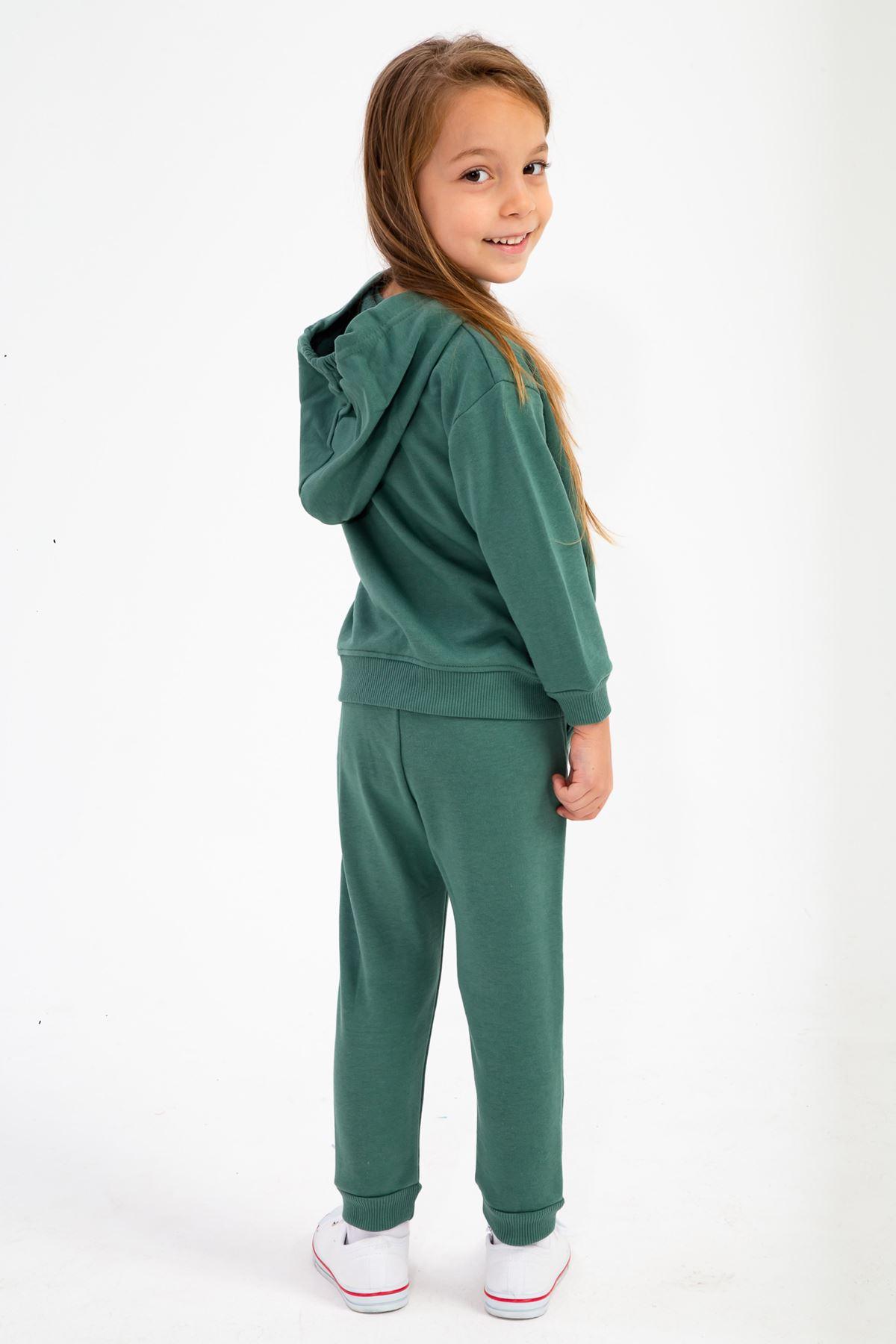 Kız Eşofman Takım Yeşil